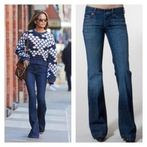 CITIZENS OF HUMANITY Faye 003 Wide Leg Jeans 27